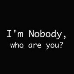 -Nobody-